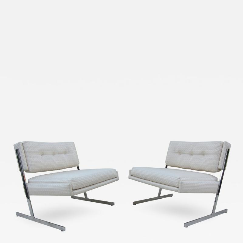Harvey Probber Harvey Probber Lounge Chairs