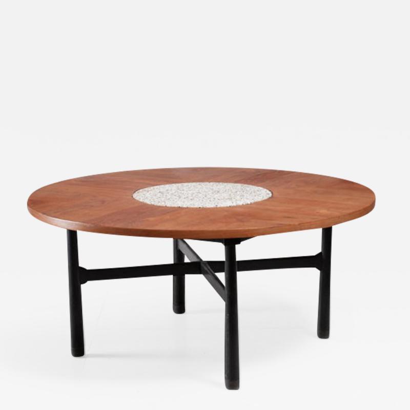 Harvey Probber Harvey Probber round Coffee Table 1960s