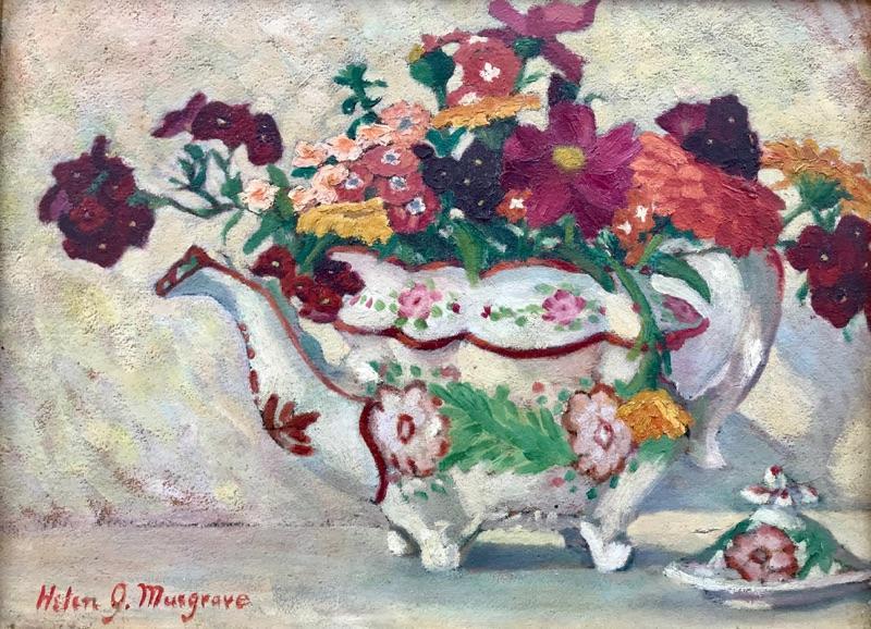 Helen Greene Musgrave The Teapot