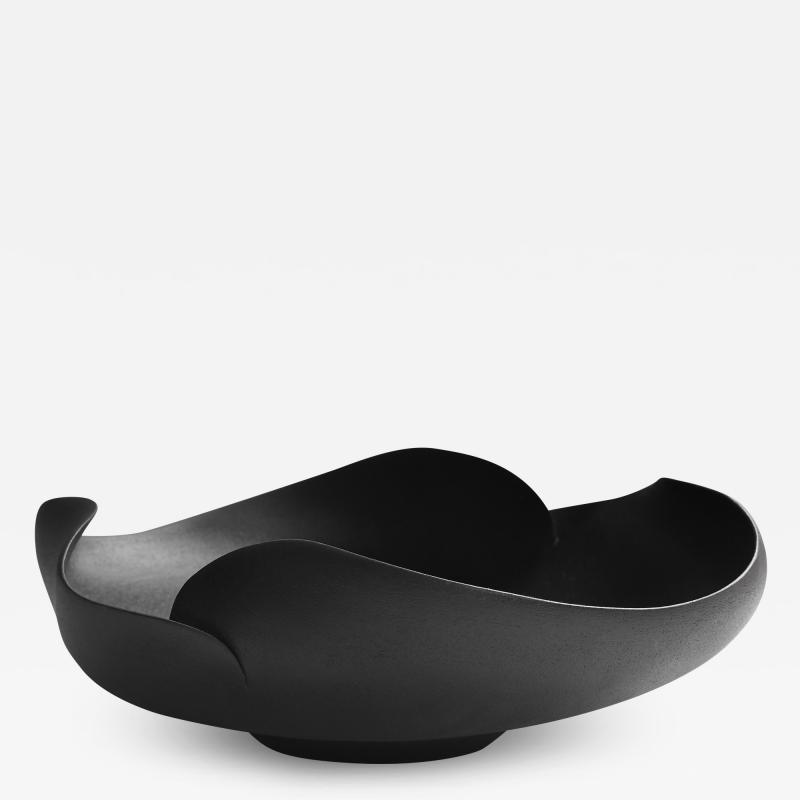 Helle Damkjaer Small Black Centerpiece