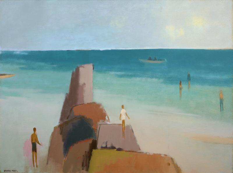 Herman Maril Kendall Lane Beach