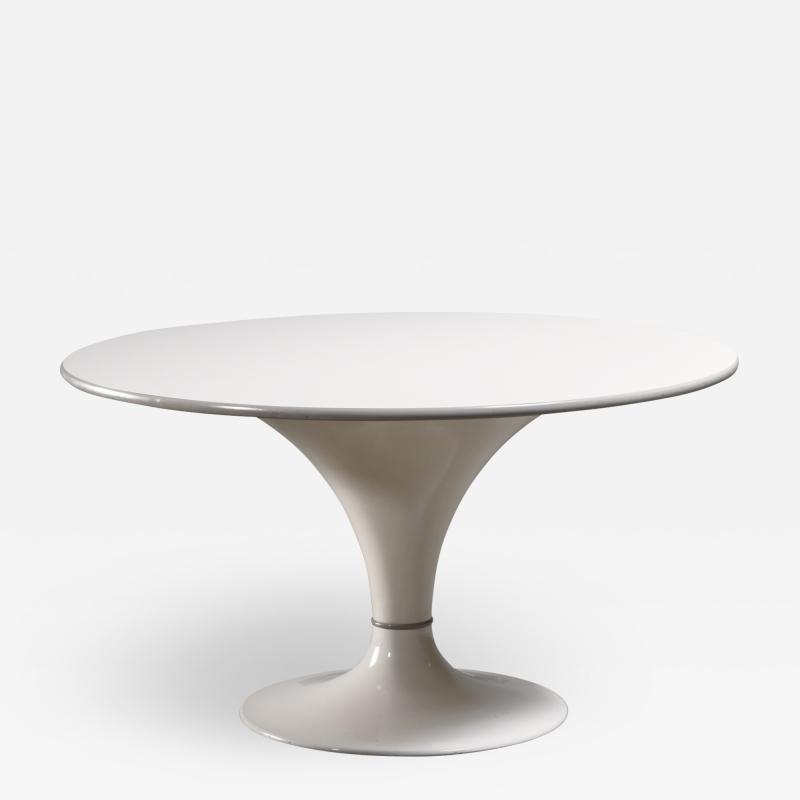 Herman Miller Herman Miller round dining table