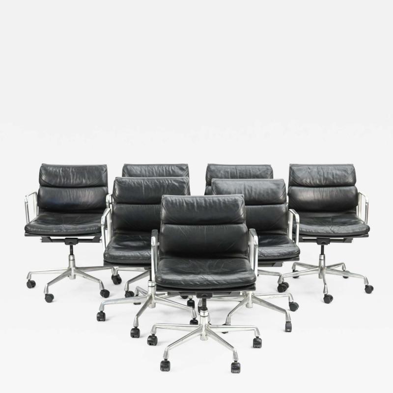 Herman Miller Seven Herman Miller Soft Pad Office Chairs