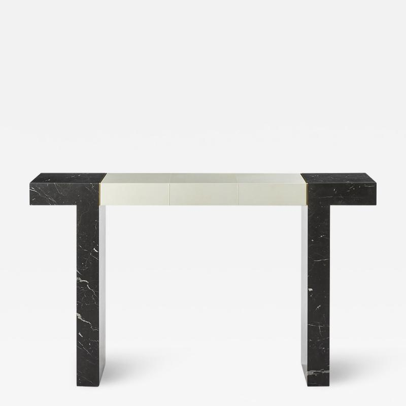 Herv Langlais Console PI Collection Monochrome design Herv Langlais 2019