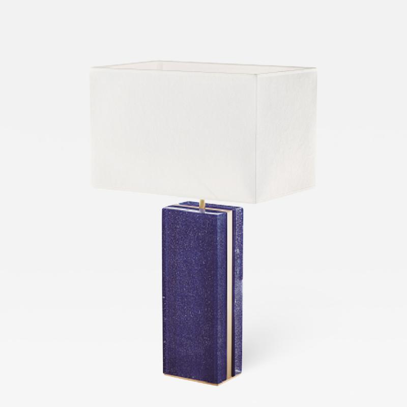Herv Langlais DEEP BLUE LAMP