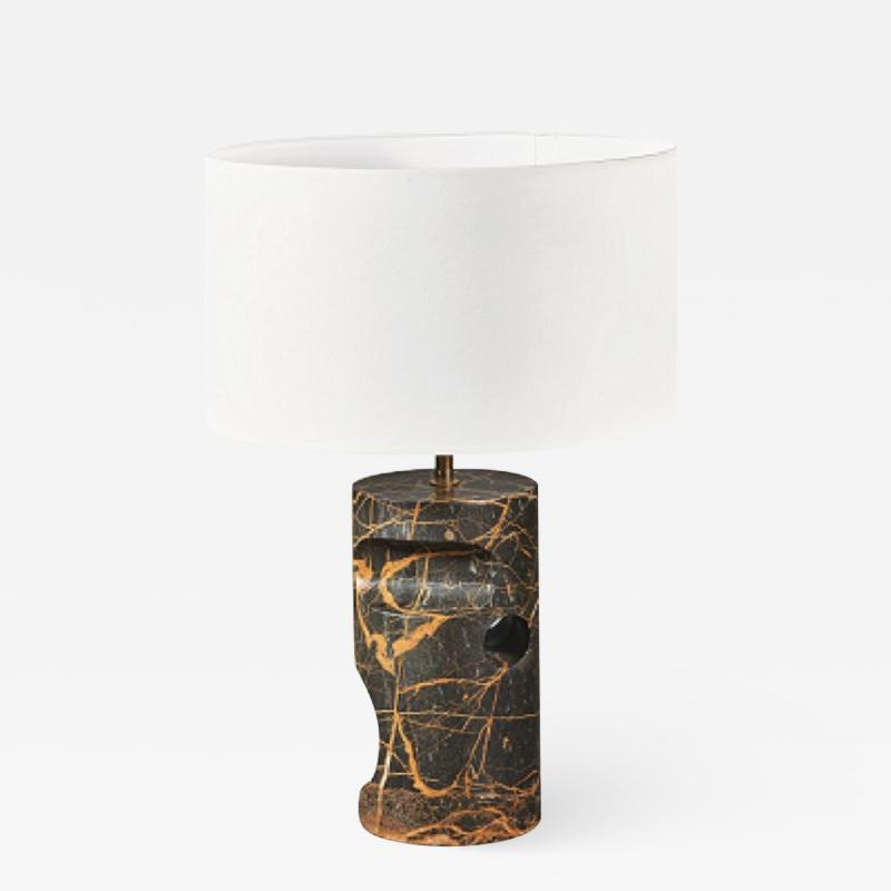 Herv Langlais FETICHE LAMP MARBLE