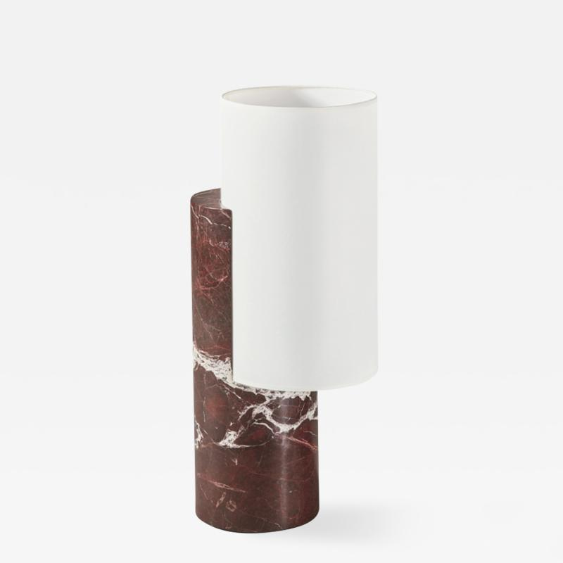 Herv Langlais Marble Lamp