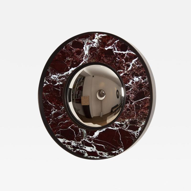 Herv Langlais Miroir Eclipse Collection Mati res r v l es design Herv Langlais 2012