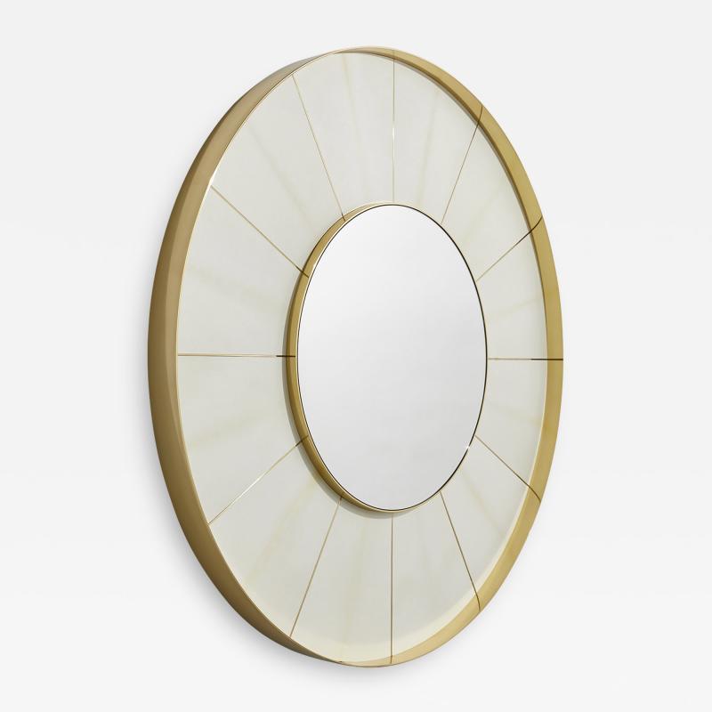 Herv Langlais Miroir Saint Germain design Herv Langlais