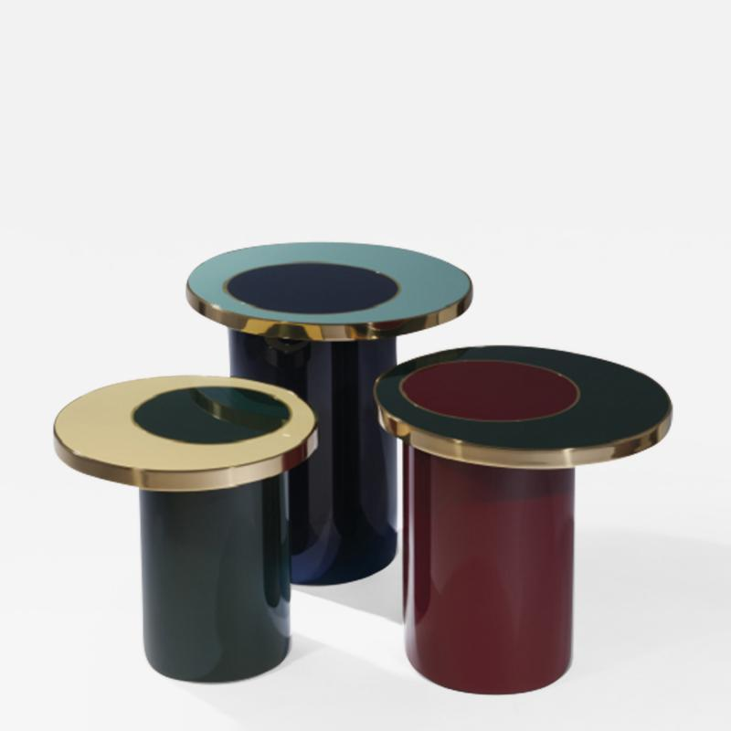 Herv Langlais NENUPHAR SIDE TABLES