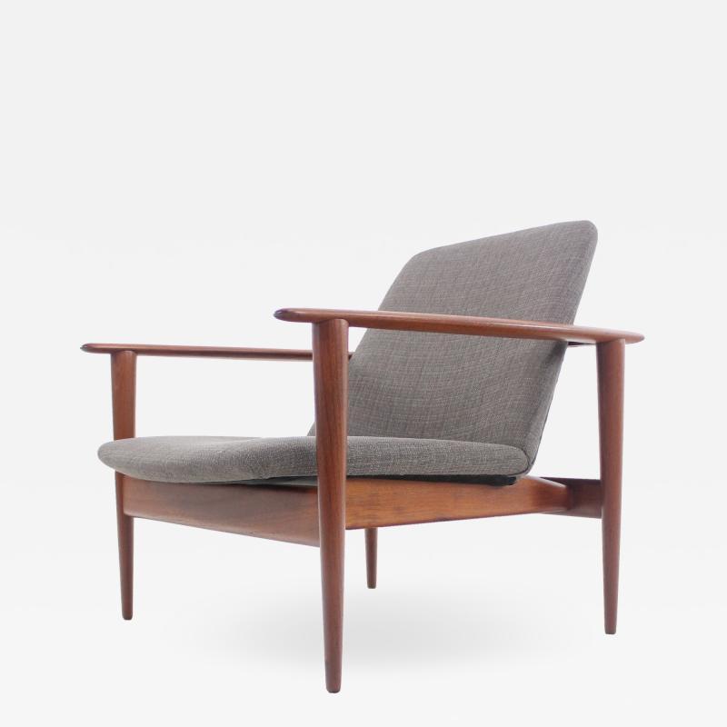 High Style Scandinavian Modern Armchair