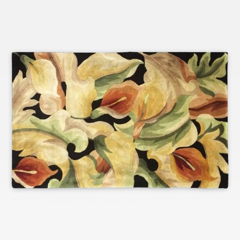 Highly Decorative Floral Rug