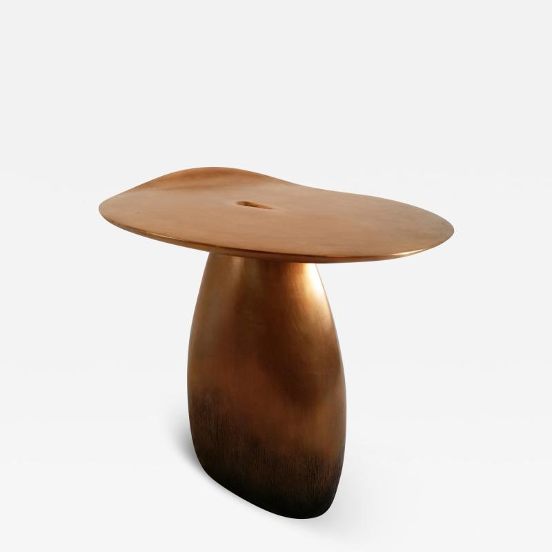Hoon Moreau ENCHANTEE ELLIPSE BRONZE Side Table