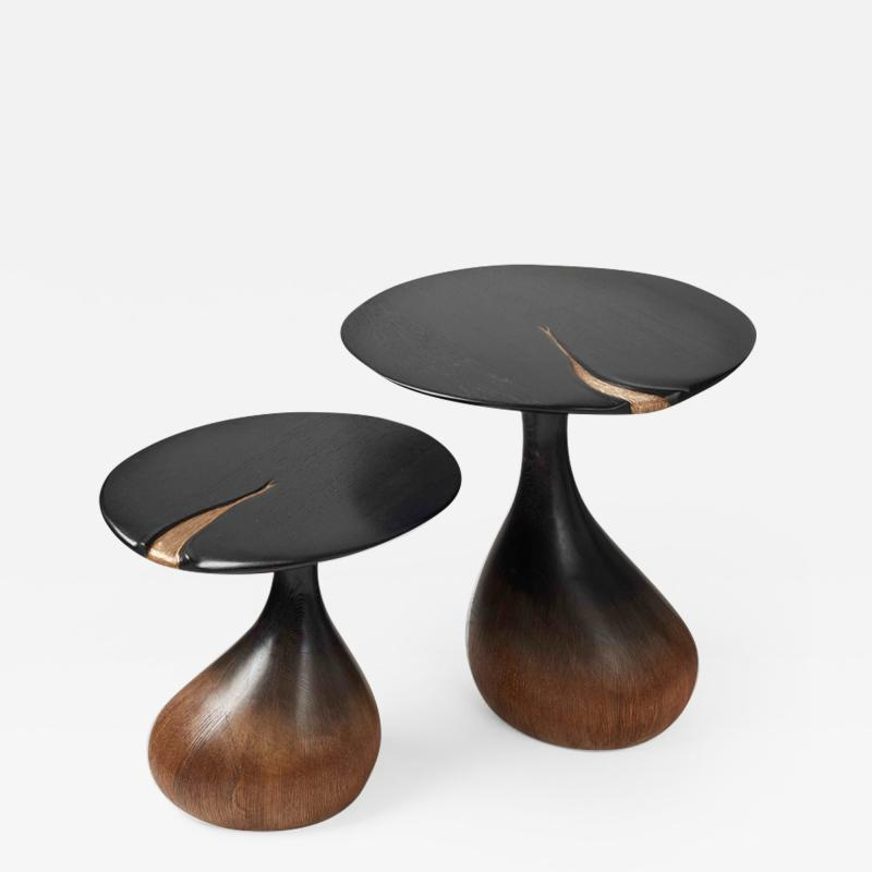 Hoon Moreau LES ENCHANTEES JUMELLES Side Tables