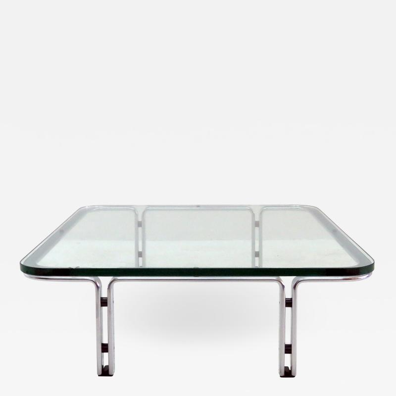 Horst Bruning Coffee Table by Horst Bru ning for Kill International 1960s