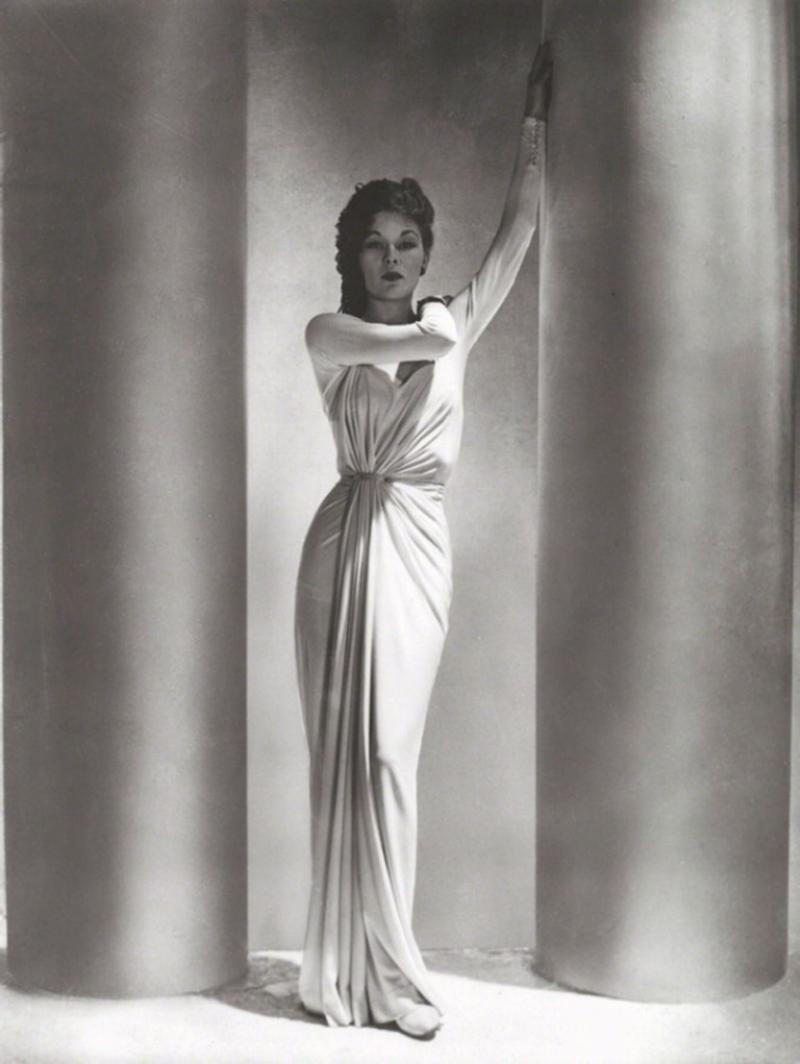 Horst P Horst Alix Dress LUD 1938