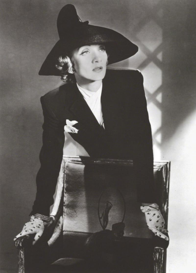 Horst P Horst Marlene Dietrich 1942