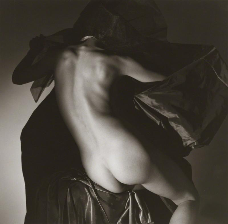Horst p Horst American Nude I 1982