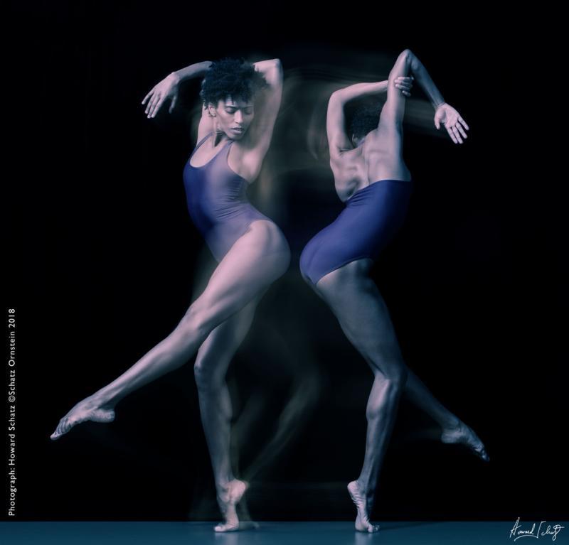 Howard Schatz Dance Study 1328 Jacqueline Green Alvin Ailey Dance Company