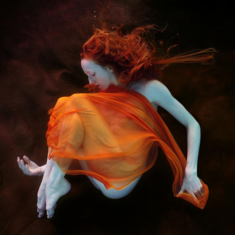 Howard Schatz Underwater Study 1