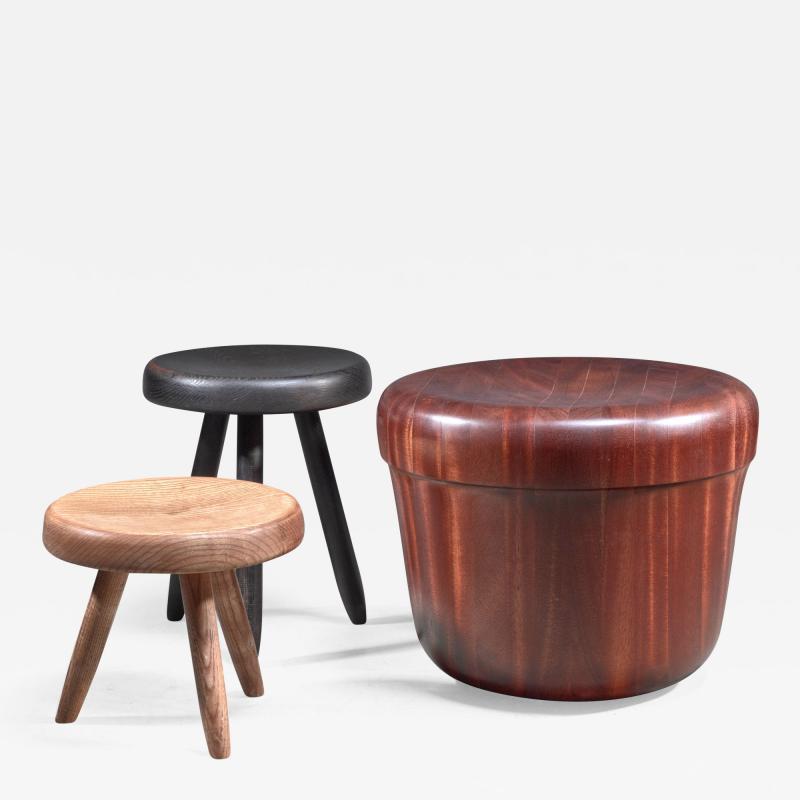 Hozan Zangana Barrw a Hozan Zangana stool or side table Dutch 2020