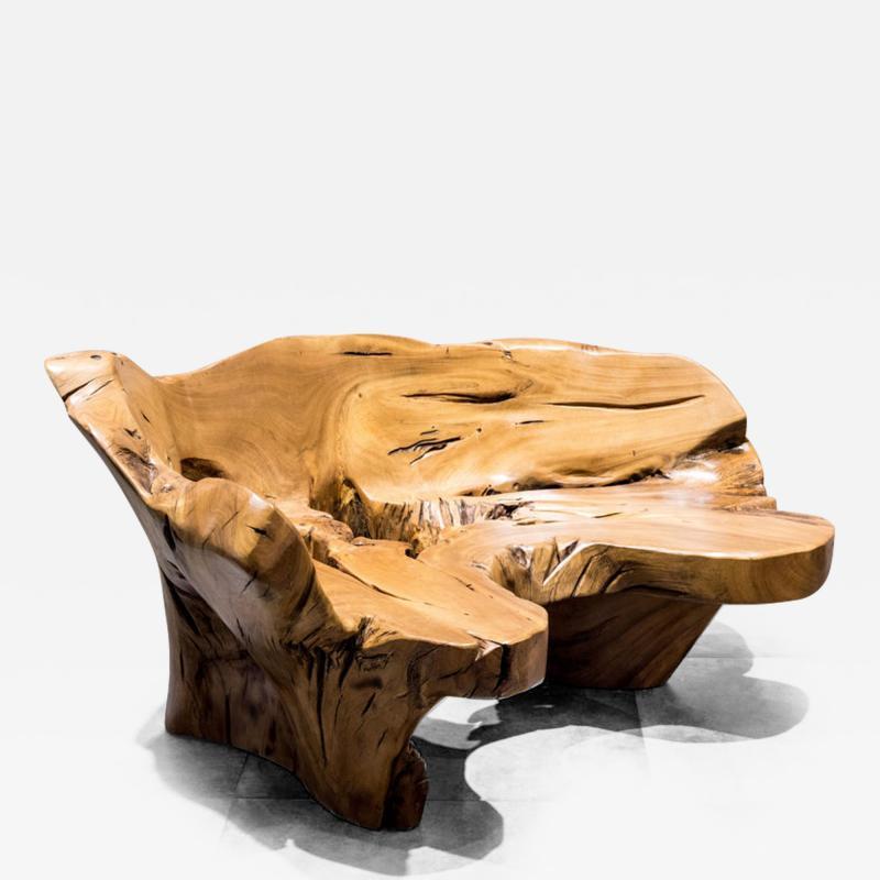 Hugo Franca Caacica Bench by Hugo Fran a