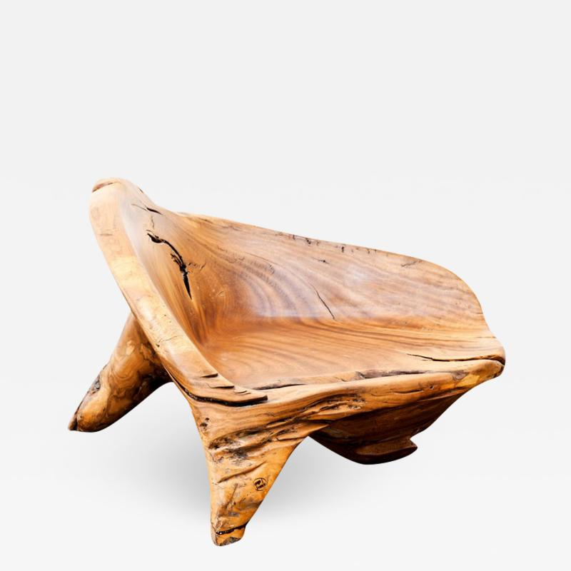 Hugo Franca One of a Kind Contemporary Arataca Lounge Chair by Hugo Fran a Brazil 2013