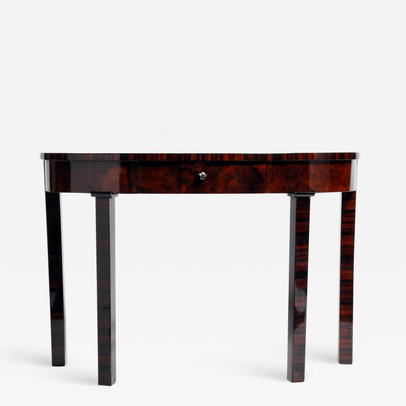 Hungarian Console Table with Drawer