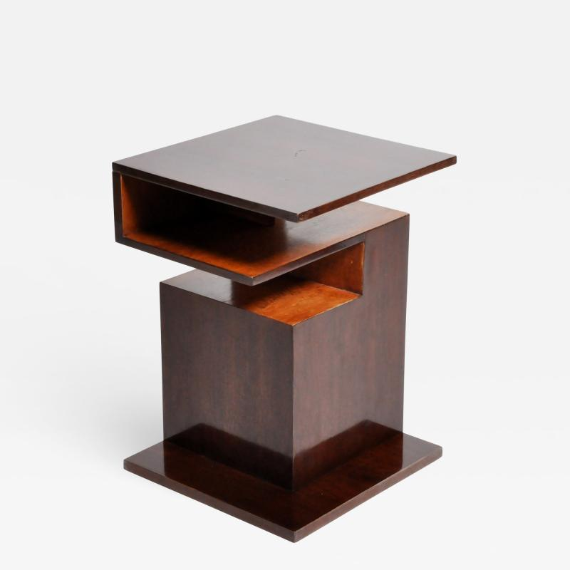 Hungarian Side Table with Shelves