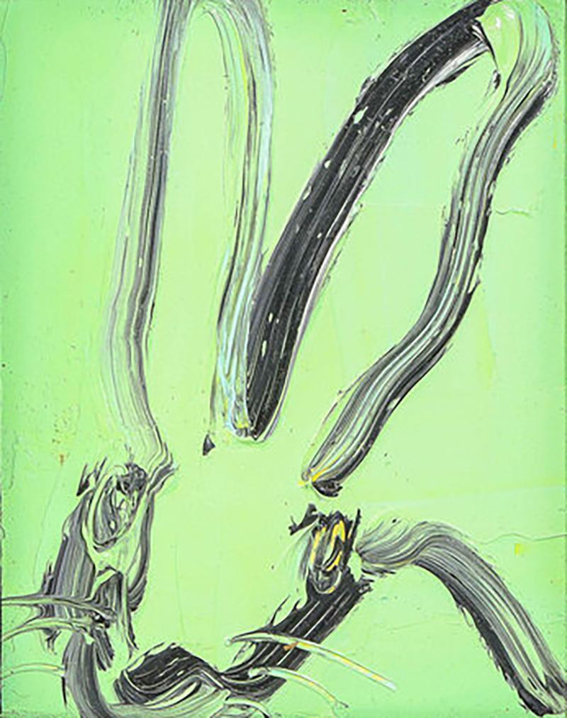 Hunt Slonem Hunt Slonem Untitled Bunny Painting CHL 1668 2014