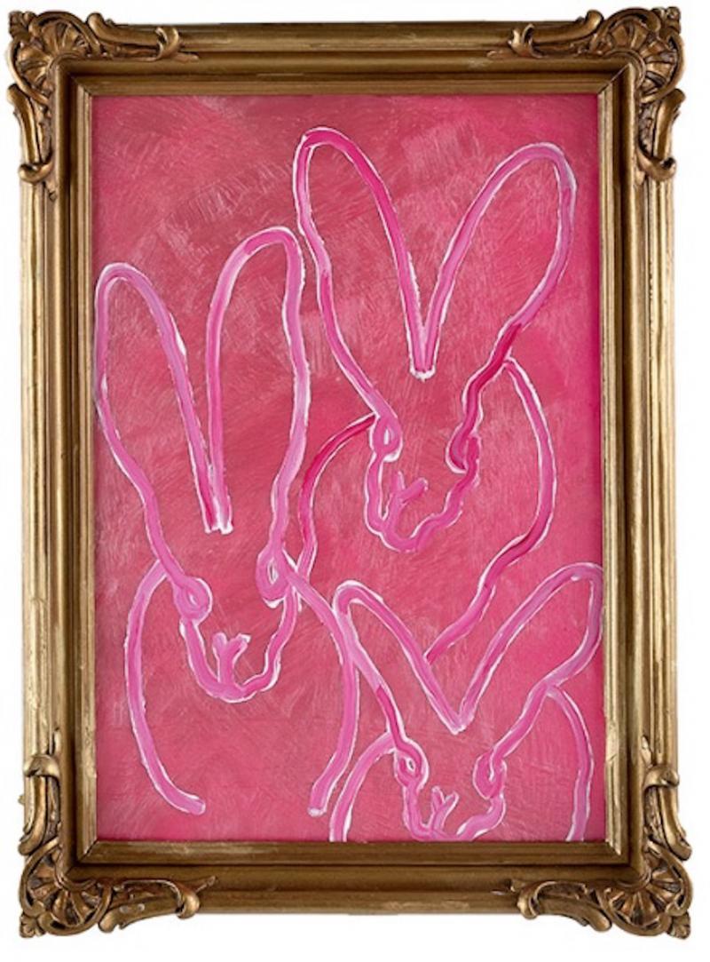 Hunt Slonem Pink