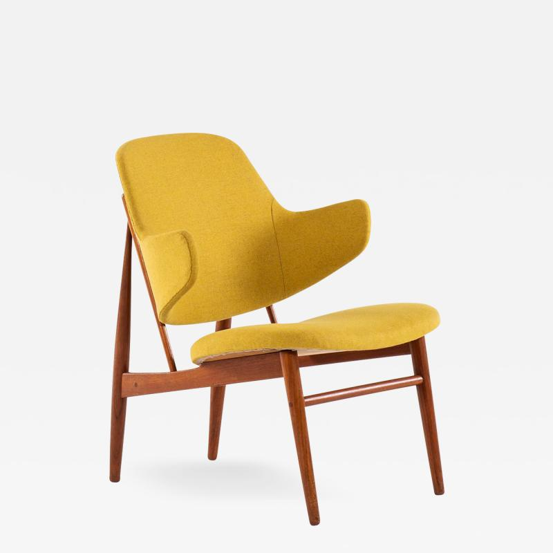 Ib Kofod Larsen Easy Chair Produced by Christensen Larsen
