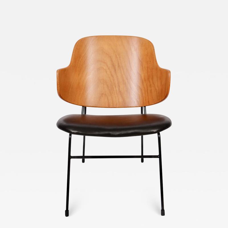 Ib Kofod Larsen Ib Kofod Larsen for Selig Penguin Chair 1960s