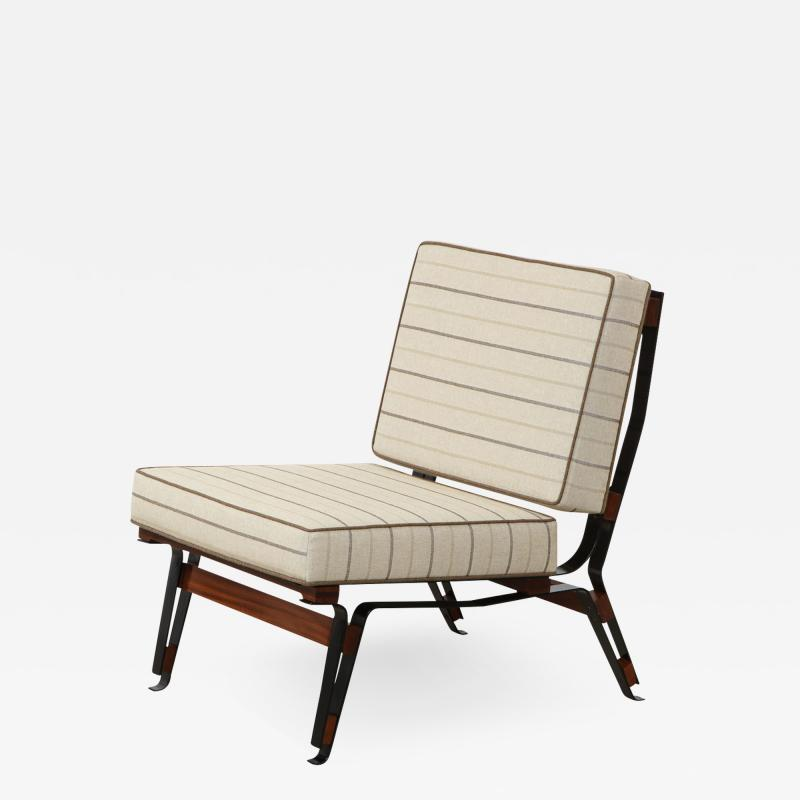 Ico Parisi 856 Lounge Chair by Ico Parisi for Cassina