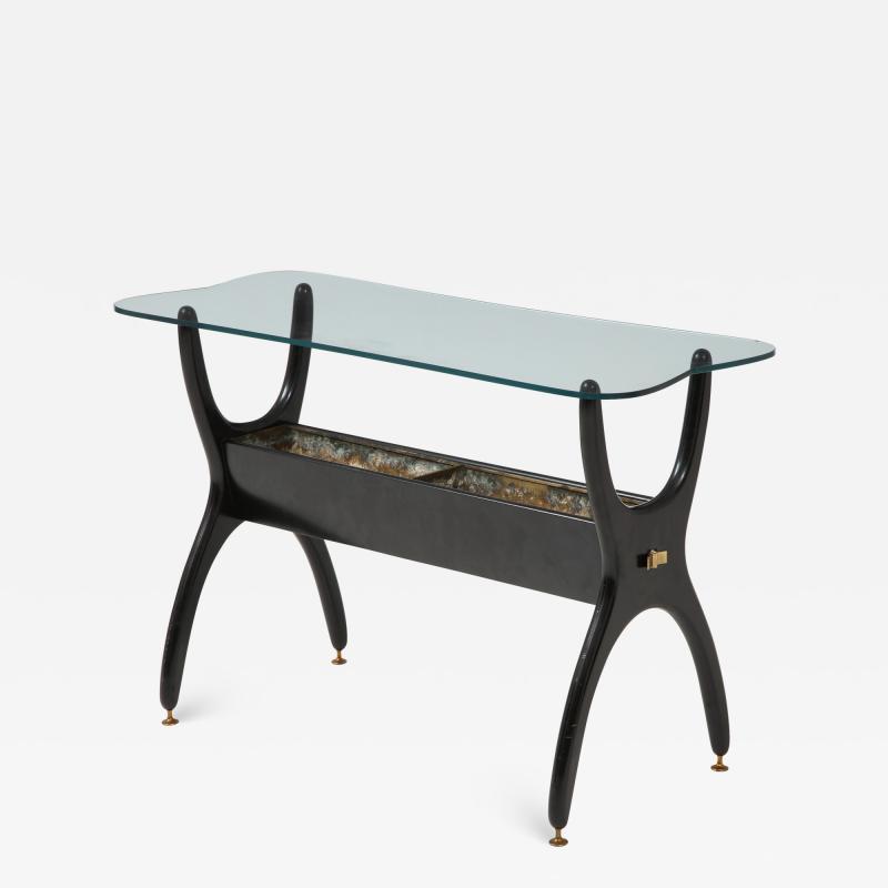 Ico Parisi An Italian Mid Century Jardiniere Table Attr Ico Parisi