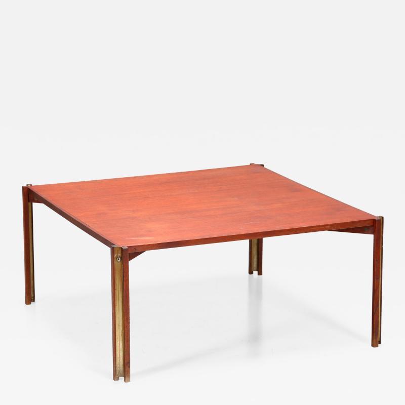 Ico Parisi Ico Parisi coffee table for Stildomus Mod Castore 1201