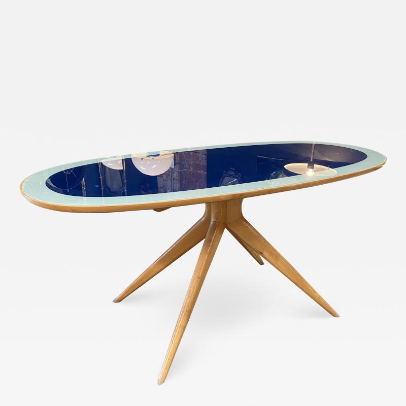 Ico Parisi Mid century Sculptural Table Attributed to Ico Parisi 1970s