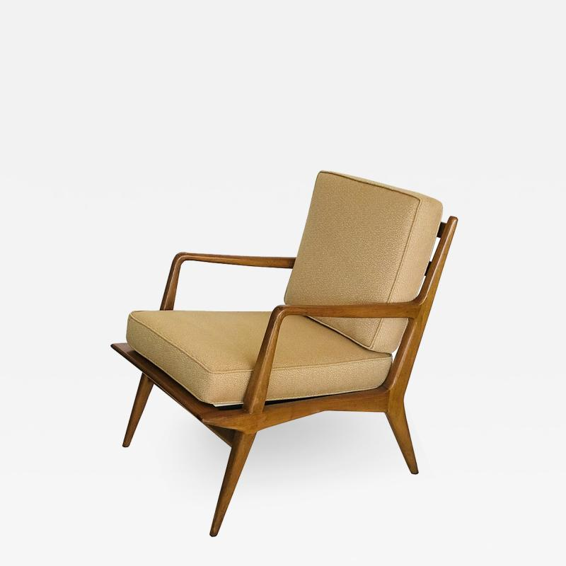 Ico Parisi Pair of Lounge Chairs by Ico Parisi