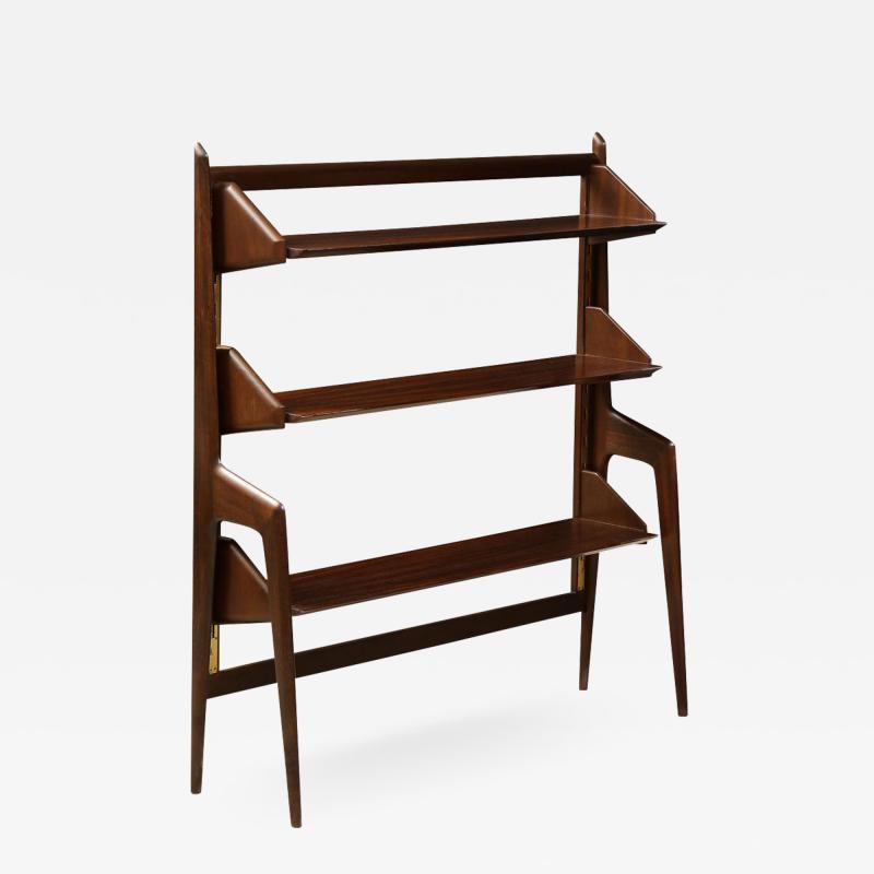 Ico Parisi Sculptural Bookcase in the manner of Ico Parisi