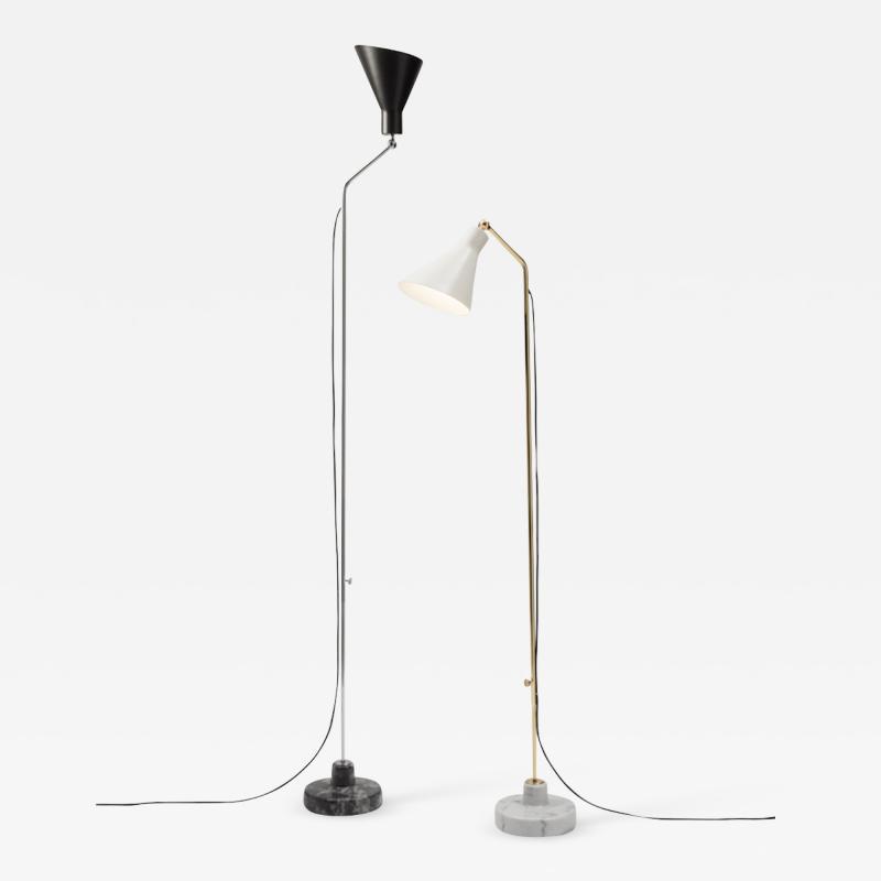 Ignazio Gardella Alzabile Floor Lamp by Ignazio Gardella for Tato