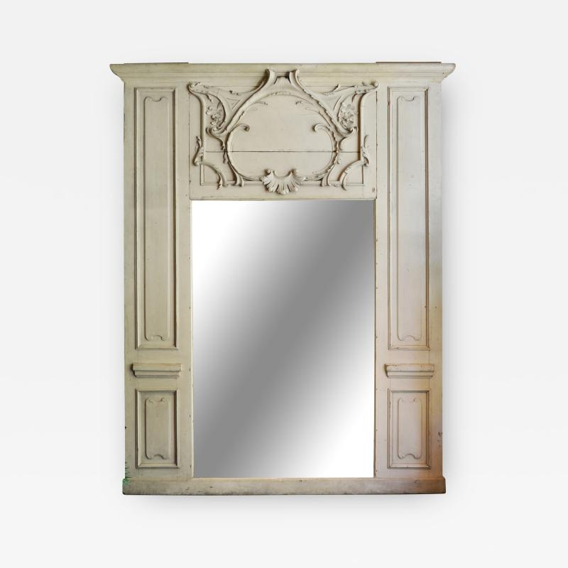 Impressive French Pier Mirror