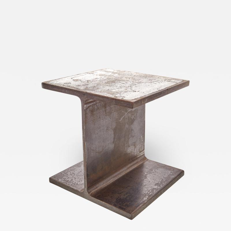 Industrial I Beam Pedestal
