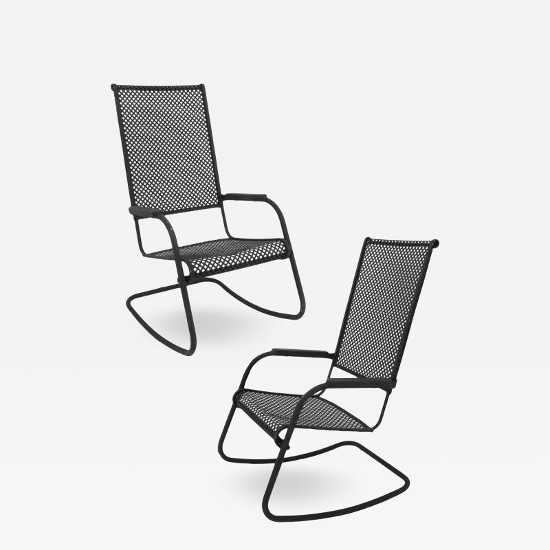 Industrial Rocking Chairs