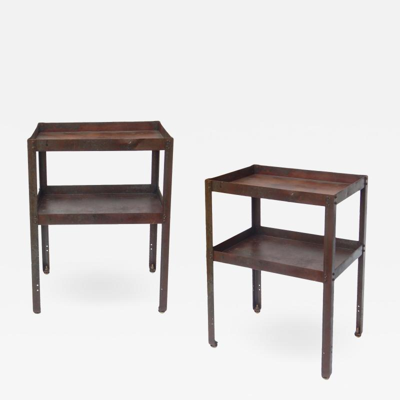 Industrial Side Tables