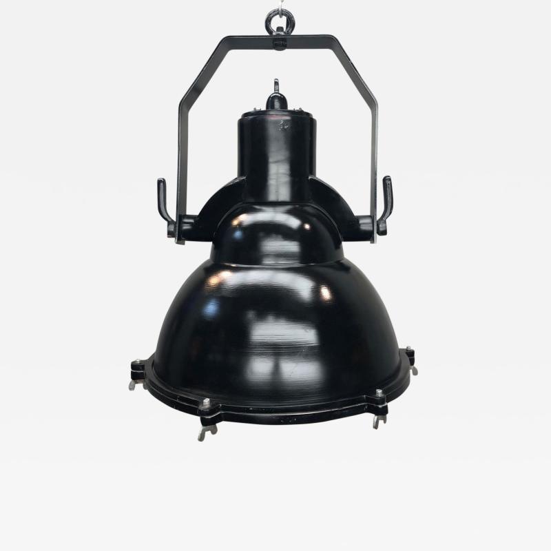 Industrial Style Black Cargo Ceiling Pendant Light