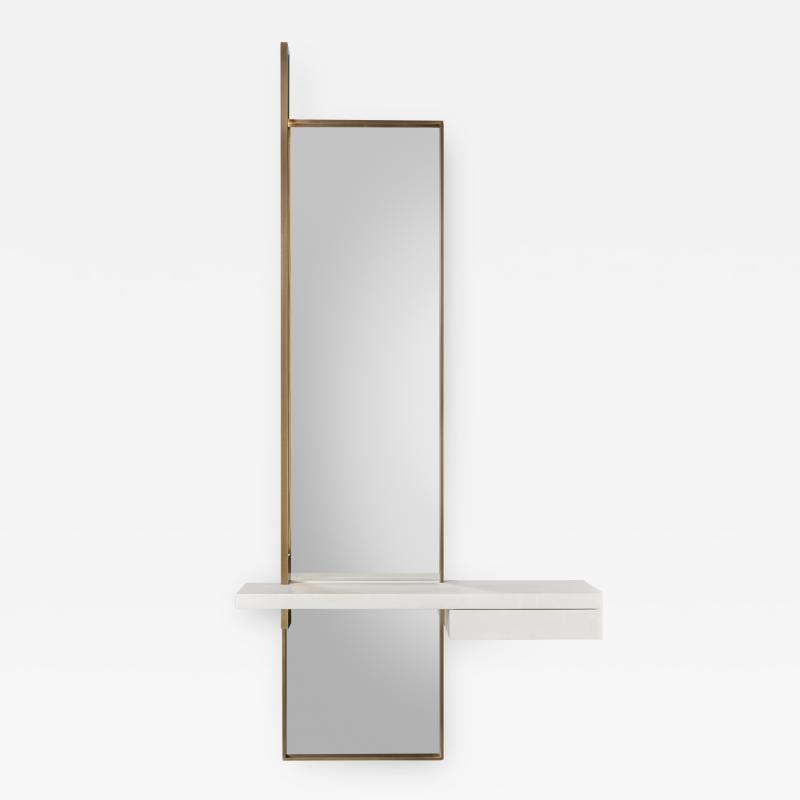 Isabelle Stanislas Ellipse High Mirror