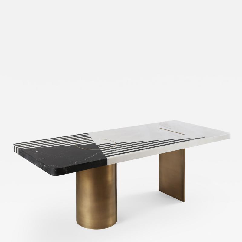Isabelle Stanislas Ellipse Table