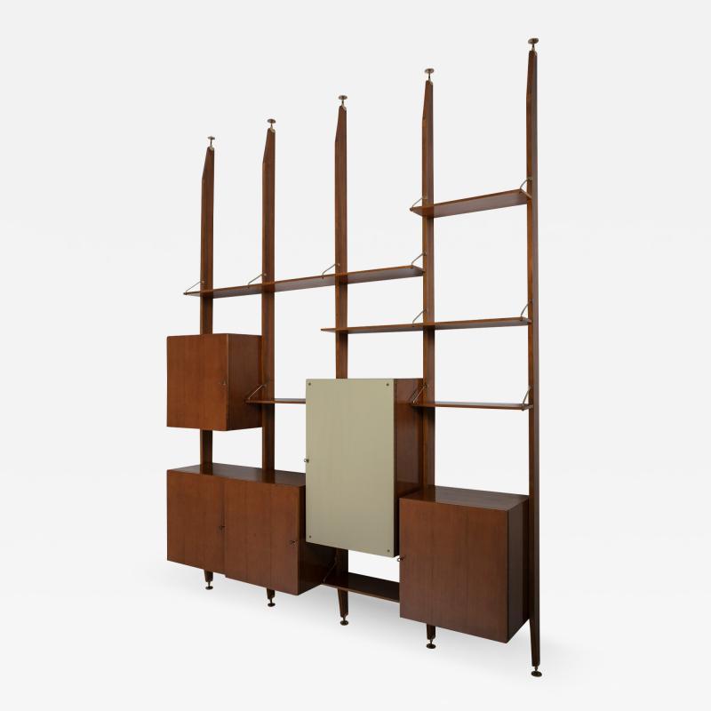 Italian 50s Bookcase