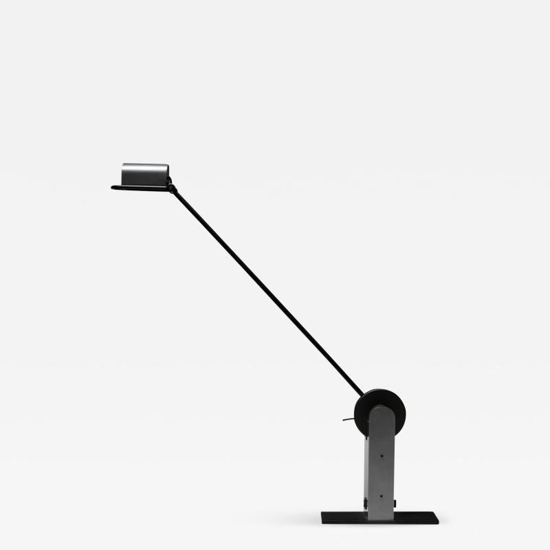 Italian 80s Adjustable Table Lamp