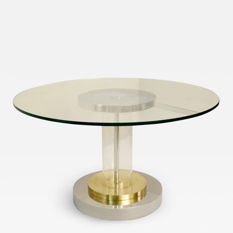 Italian Dining Table 1970s